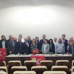 Merkez Meclis Toplantısı Düzenlendi Genel Başkan Enes İbrahim Oy Birliğiyle Milletvekili Adayı Oldu