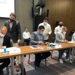 THP Gençlik Kolları Başkanı Eran Kurtiş AGDA'nin Paneline Katıldı